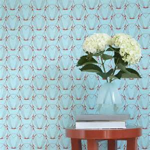 Temporary Wall Paper by Temporary Wallpaper Alto Caribbean Removable Wallpaper