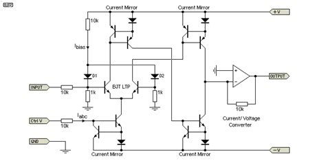 diode as voltage controlled resistor diode as voltage controlled resistor 28 images gt oscillators gt voltage controlled gt
