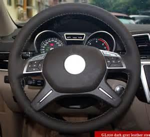 Steering Wheel Covers For Mercedes Steering Wheel Cover For Mercedes Gl350 Ml350 Xuji