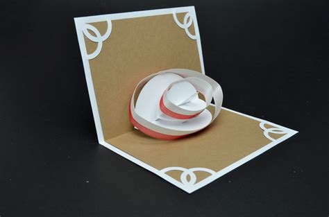wedding cake pop up card template how to use templates to make a pop up card creative pop up