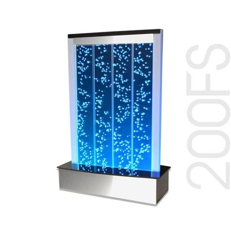 argos led pin bubble http www bubblewall products 240fs 24 table top wall led indoor water