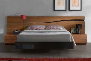Platform Beds Modern Design Lacquered Made In Spain Wood High End Platform Bed With
