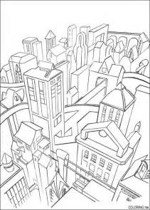 city coloring pages free coloring pages of city