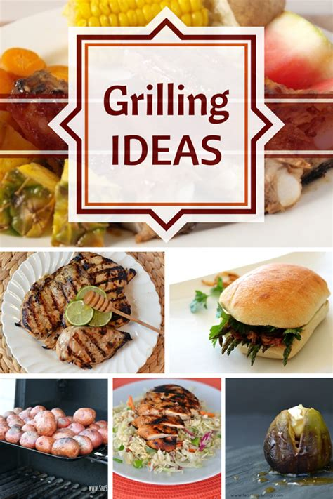 10 great end of summer cookout grill recipes the home and garden cafe