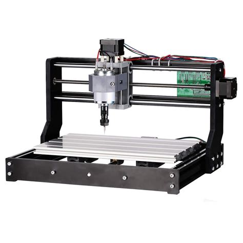 pro  axis mini diy cnc router adjustable speed