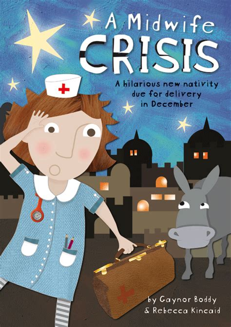 A Midwife Crisis | Nativity Play | Out of the Ark Music Free Clip Art Christmas Words