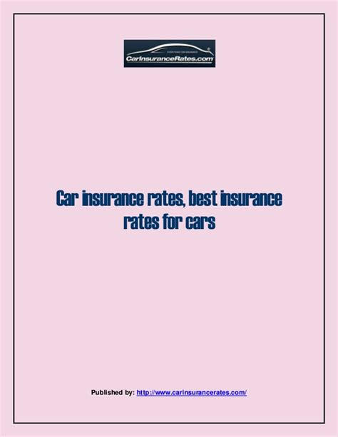 best insurance rates car insurance rates best insurance rates for cars
