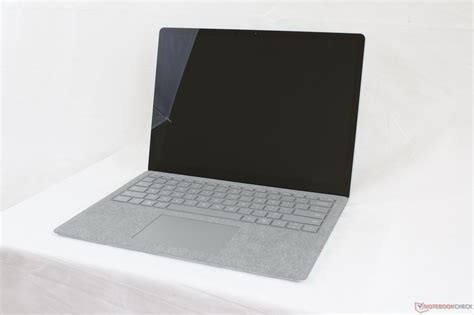 test laptop test microsoft surface laptop i7 7660u notebookcheck