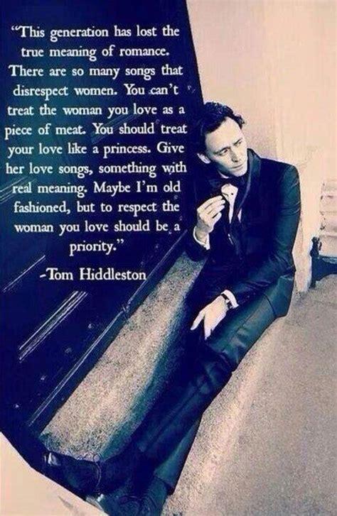 15 Best I Love Tom - tom hiddleston on women anthony schultz