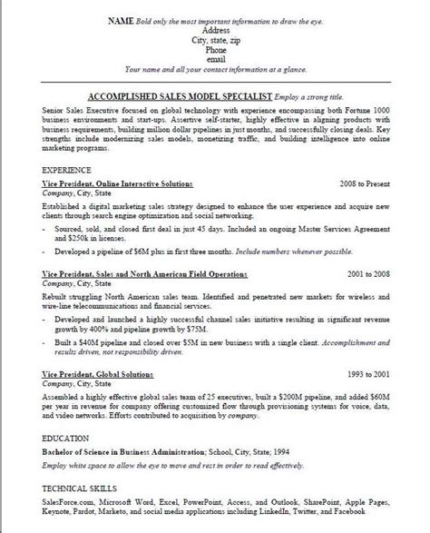 ats resume template formatting your r 233 sum 233 for maximum readability by
