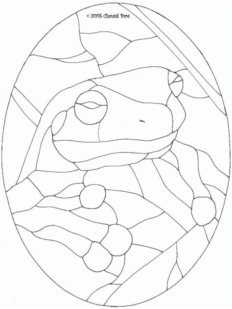 frog patterns coloring home