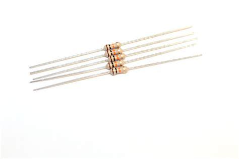 10k resistor specs upgrade industries 5x 10k ohm resistor