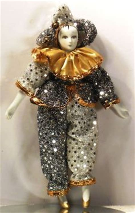 3 faced porcelain doll value 17 best images about jesters on mardi gras