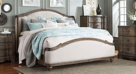Upholstered Headboard King Bedroom Set by Upholstered King Bedroom Set King Sleigh 4 Bedroom