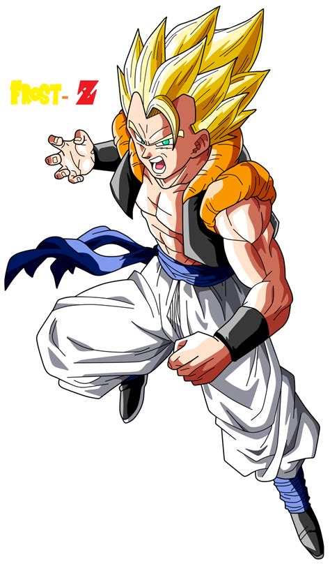 gogeta super saiyan by chronofz on deviantart