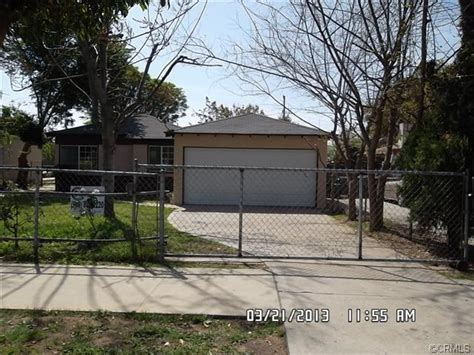houses for sale ontario ca 319 w ralston st ontario california 91762 foreclosed home information foreclosure
