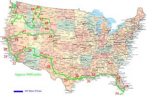 us canada road map map of northwest united states and canada