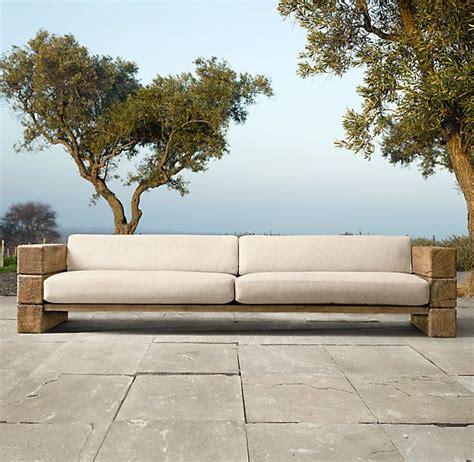 used restoration hardware couch restoration hardware sofa gently used restoration