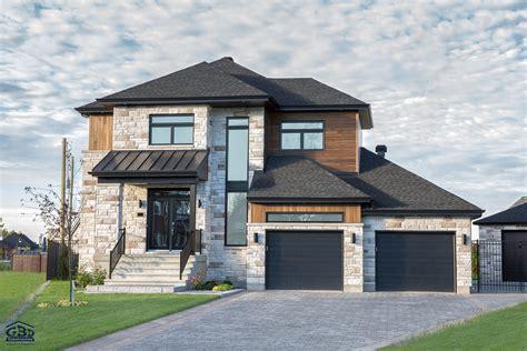modele de construction maison 1 lhabitat avec garage