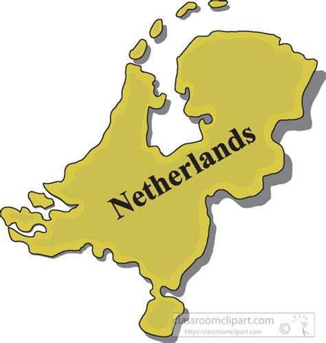 netherlands map clipart country maps netherlands map clipart clipart 16 copy
