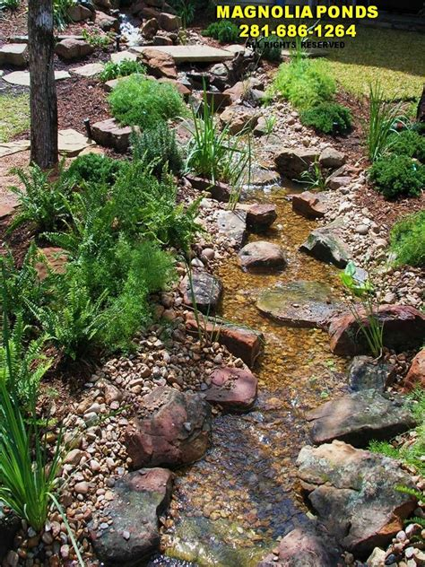 how to build a stream in your backyard best 25 backyard stream ideas on pinterest garden