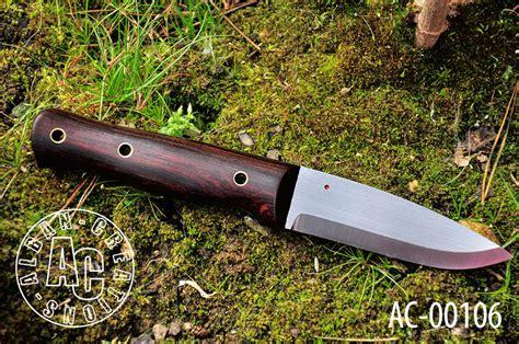 custom bushcraft knife creating bespoke handmade custom bushcraft knives