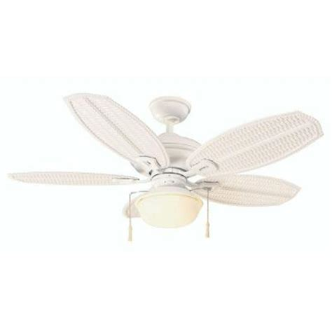 ceiling fans huntington beach hton bay palm beach iii 48 in indoor outdoor matte