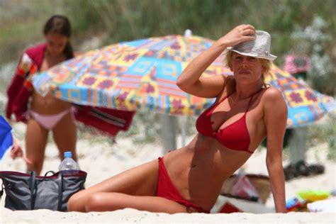 Extreme Makeover Home Edition alessia marcuzzi single a miami in posa col bikini super