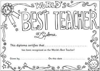 coloring pages for a teacher s birthday teacher appreciation colouring cards
