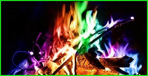 how to make colored flames gorgeous colored cfire flames gotta go do it yourself