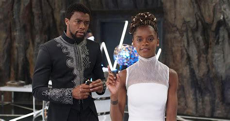letitia wright north london black panther s letitia wright suggests shuri may takeover