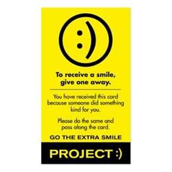 smile business cards smile cards business card zazzle