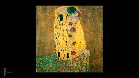 Klimt Der Kuss Interpretation gustav klimt der kuss
