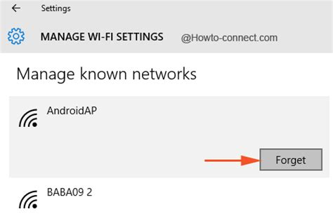 resetting wifi password windows 10 how to reconnect wifi after password reset in windows 10