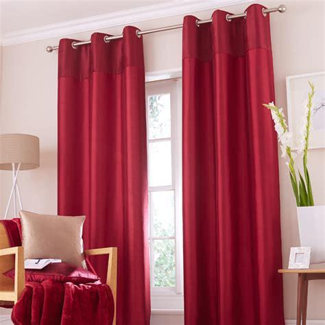 velvet eyelet curtains catherine lansfield opulent velvet eyelet lined curtains