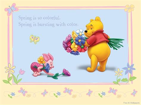 spring wallpaper disney free disney spring wallpaper wallpapersafari