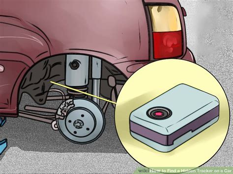 Gps Tracker In Auto by How To Find A Hidden Tracker On A Car Wikihow