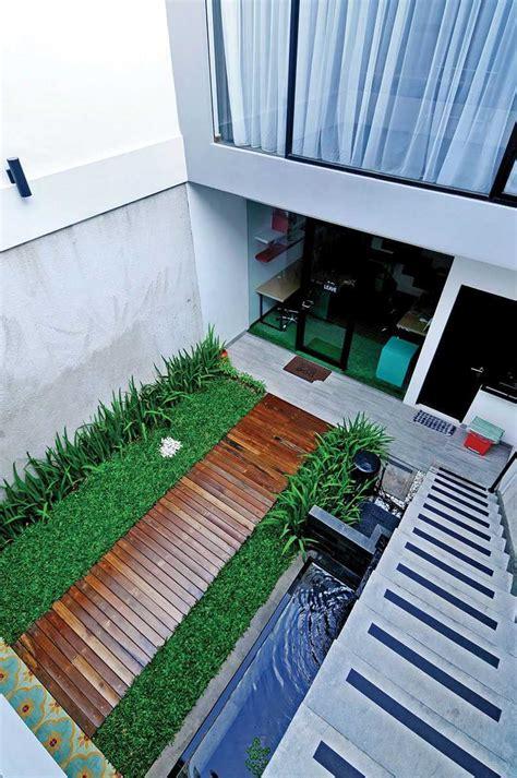desain taman ala zen garden jepang  rumah minimalis  arsitag