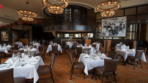 Private Dining Rooms Philadelphia A Look Inside The New Ruth S Chris Steak House Eater Houston