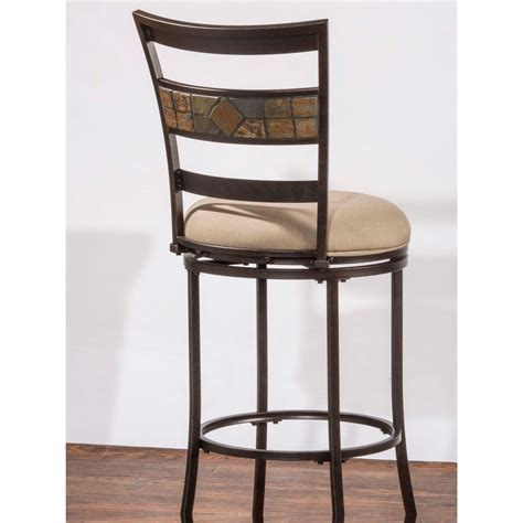 outdoor counter stools hillsdale indoor outdoor stools swivel counter stool with