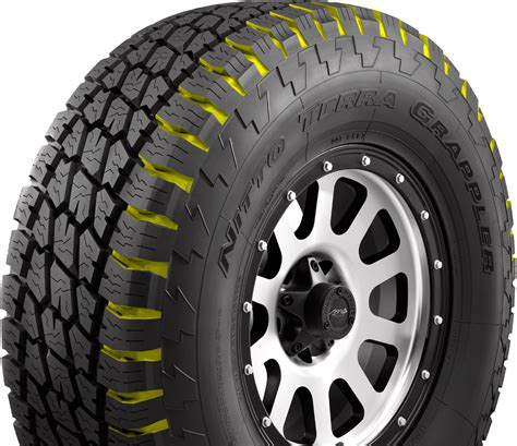 light truck all terrain tires terra grappler all terrain light truck tire nitto tire