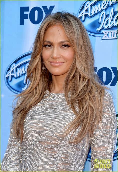 j lo american idol hairstyles jennifer lopez hair color jlo hair pinterest