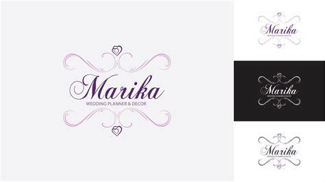 Wedding Organizer Logo by Wedding Planner Logo Logos Graphics