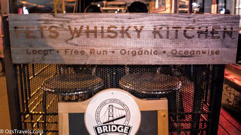 Fets Whiskey Kitchen by Fet S Whisky Kitchen Vancouver Oz S Travels