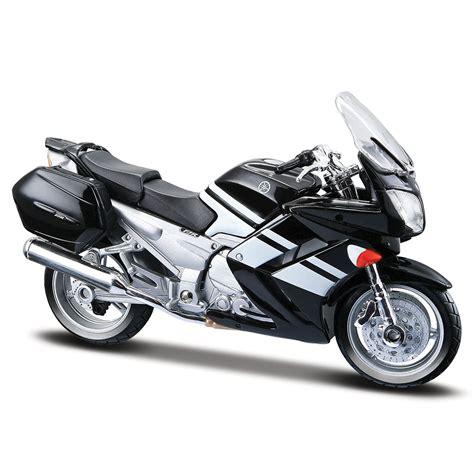 maisto yamaha fjr   model motorsiklet loco poco