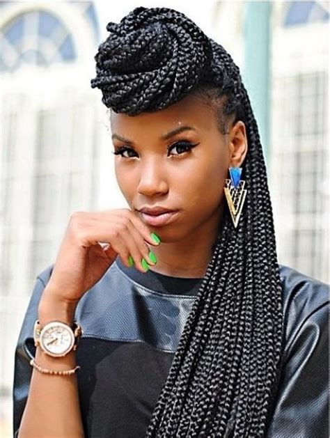 down hairstyles with box braids 861 best images about hairstyle crush box braids on