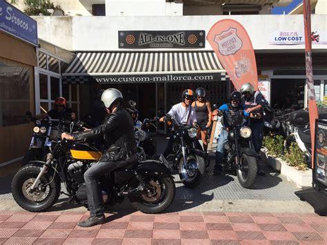 Motorrad Mieten Palma De Mallorca by Harley Davidson H 228 Ndler Mallorca Motorrad Bild Idee