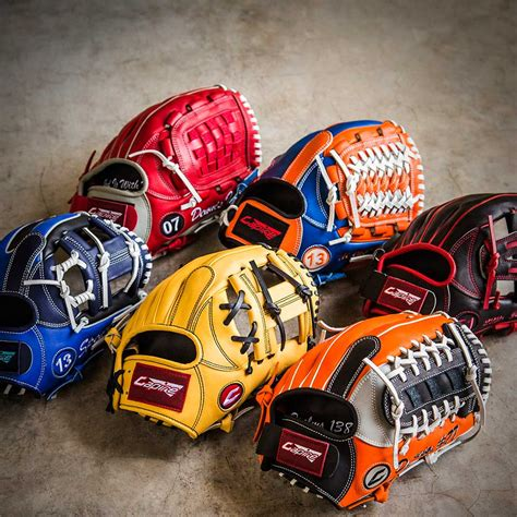 Handmade Baseball Glove - custom made baseball gloves capire glove