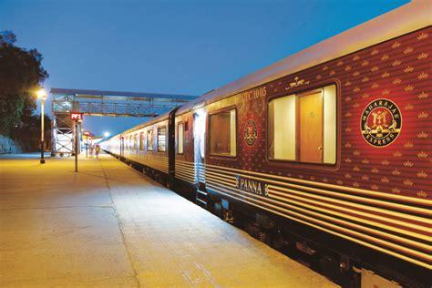 maharajas express train exterior luxury train travel holidays in india