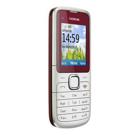 Handphone Nokia C1 handphone applications nokia c1 01 mobile phone review and specification